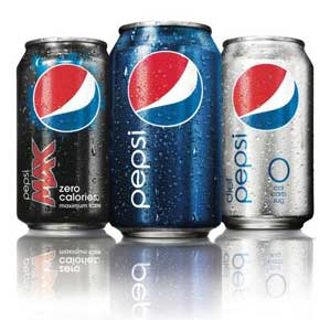 3. Pepsi