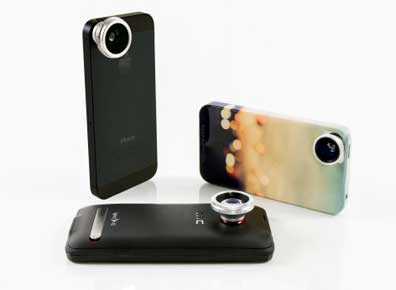 7. Photojojo Phone Lenses