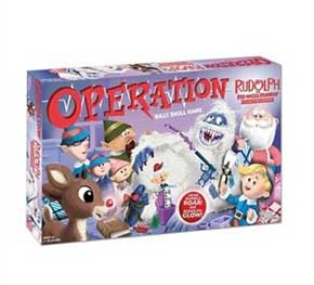 Rudolph the Red-Nosed Reindeer Operation Game