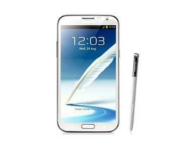 6. Samsung Galaxy Note II