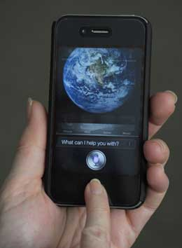 Siri might not be the best voice-activated search tool