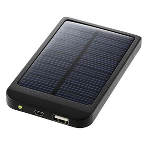Solar Backup Battery and Charger