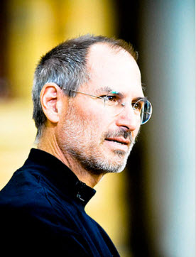 Steve Jobs, Former CEO of Apple