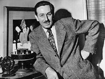 Walt Disney, Co-Founder and Former President of The Walt Disney Company
