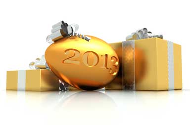 financial resolutions of 2013