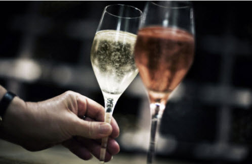 3. France is the world's largest producer of sparkling wine. Who is number two?