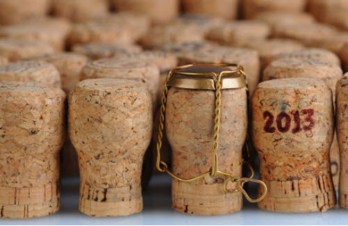 4. What is the longest distance on record that a popped champagne cork has ever flown?