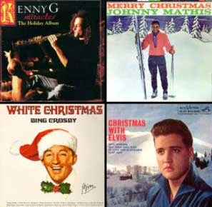 1. What is the Top Selling Christmas Album of All Time?