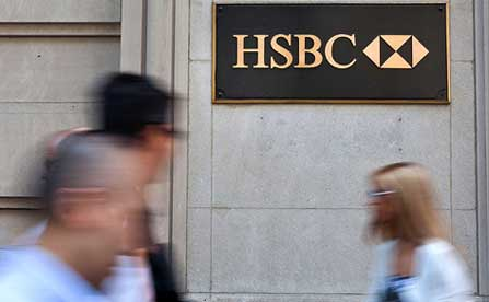 The HSBC Money-Launderers
