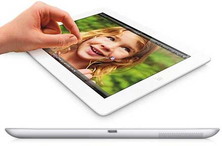 2. 4th Generation iPad
