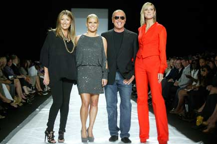 Nice: Michael Kors Holdings (NYSE:KORS)