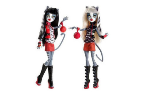 8. Monster High