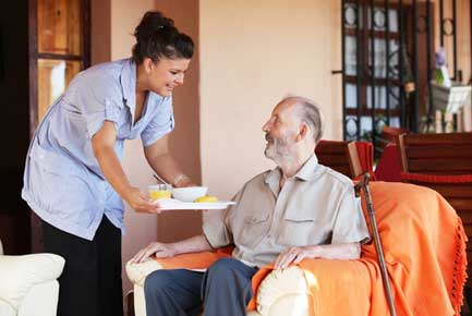 Is anyone prepared for a nursing home stay?