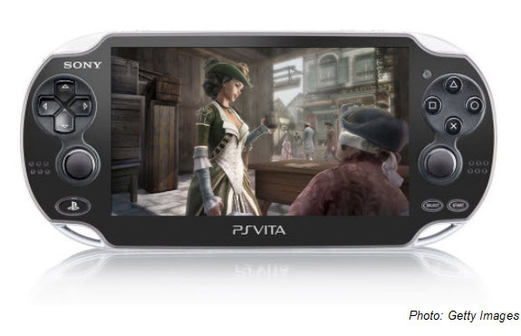 8. Playstation Vita