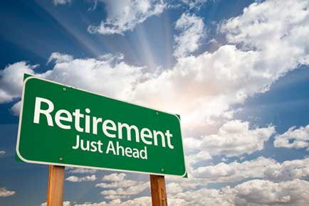 Which age group claims to be the most ready for retirement?