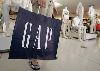 Nice: The Gap (NYSE:GPS)