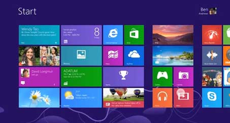 1. Windows 8