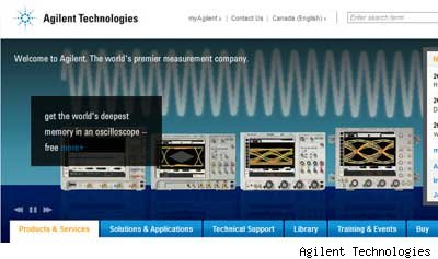 3. Agilent Technologies