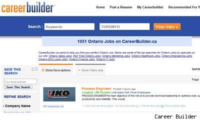 5. Career Builder