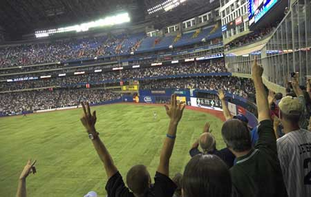 5. GETTING BLUE JAYS TICKETS