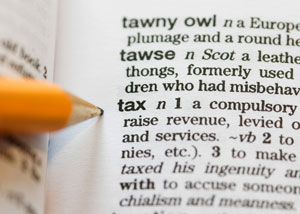Tax terms explained