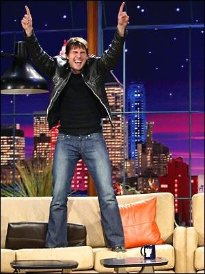 Tom Cruise. Scandal: Couch jumping, media attacks. Date: 2005