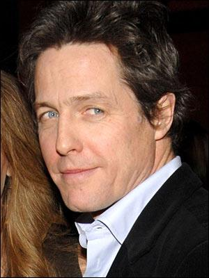 Hugh Grant. When Grant cheated