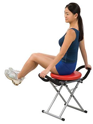 Infomercial Fitness Devices Put to the Test