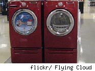 washing machines