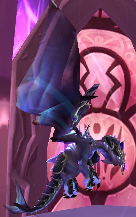 wow how to get purple netherwing drake