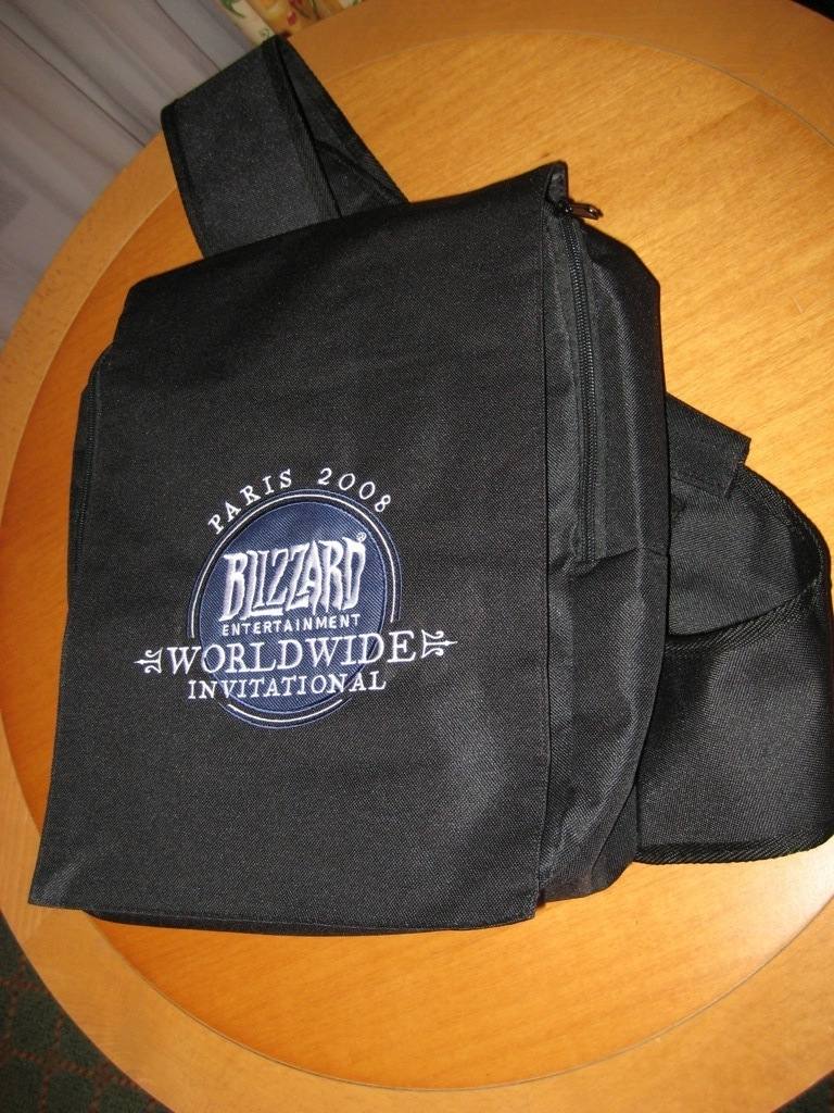 Blizzard goodie bag