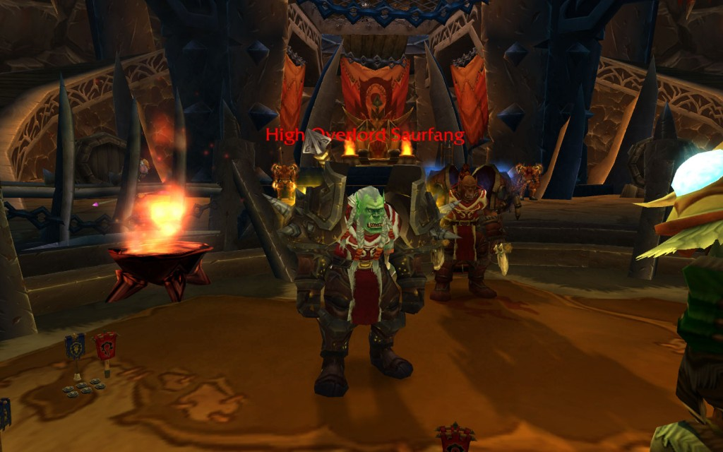High Overlord Saurfang