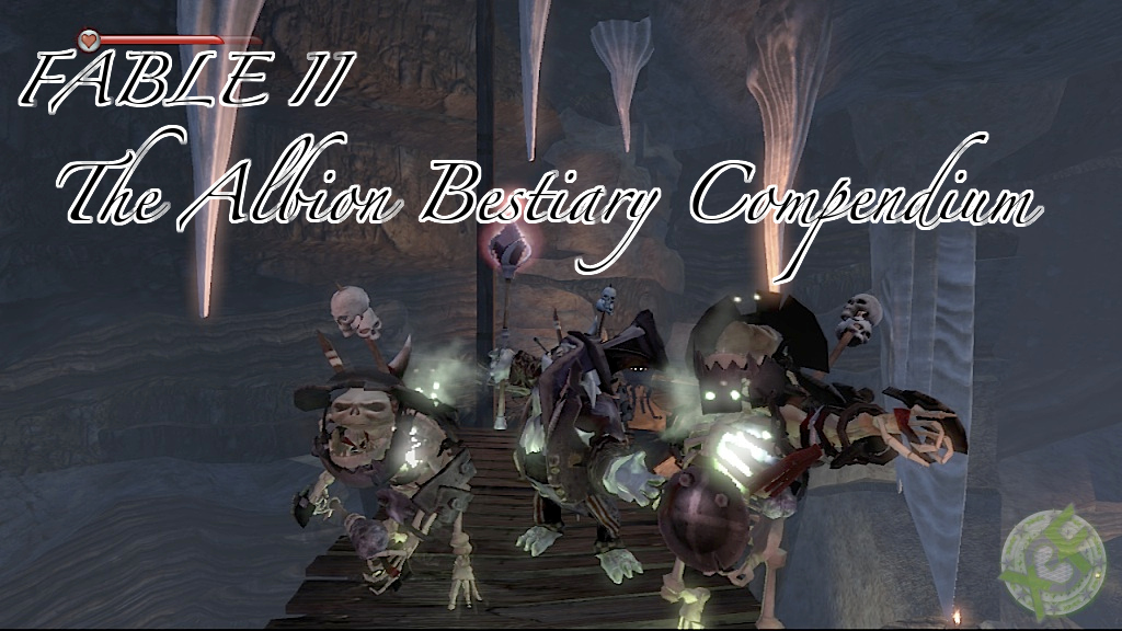 Fable II: The Albion Bestiary Compendium