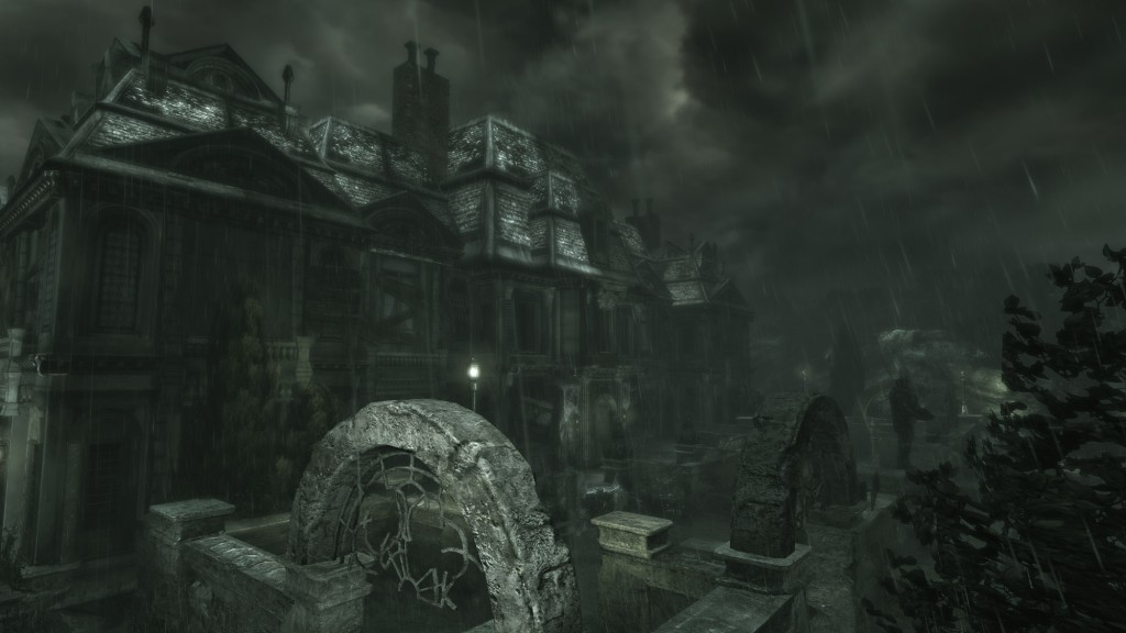 Gears of War - Mansion