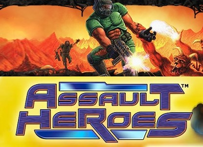 Game Center - Assault Heroes