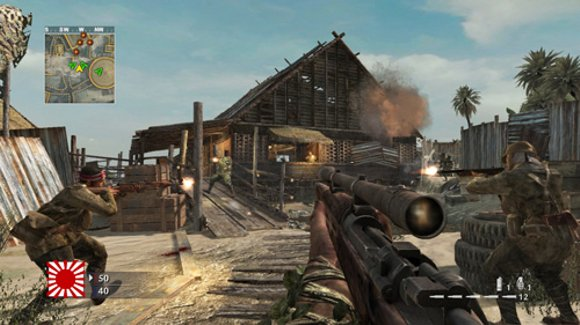 World at War receives free \'Makin Day\' DLC, gets patched | GBAtemp ...