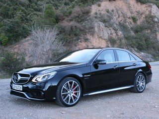 2014 Mercedes Benz E63 Amg Test Drive