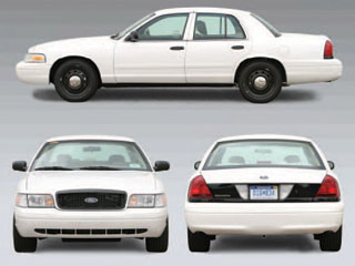 Spotter's Guide: How to Spot Unmarked Cop Cars   Autoblog