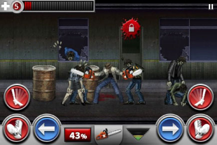 Zombieland Game Brings Undead Mayhem to iPhone - AOL News