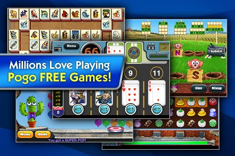 Play premium card games like Tri-Peaks Solitaire HD on Club Pogo. Uncover ancient treasure as you journey through long-lost temple ruins.