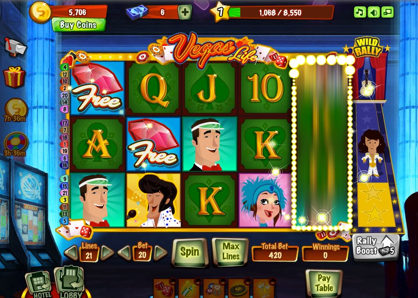 best casino slots on facebook