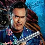 Bruce Campbell in 'My Name is Bruce' (Image Entertainment)