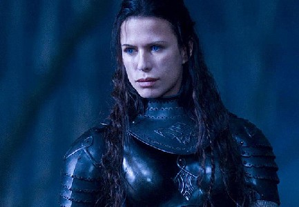 Rhona Mitra in 'Underworld: Rise of the Lycans' (Sony/Screen Gems)