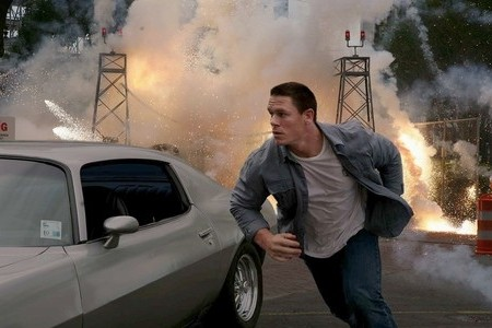 John Cena in '12 Rounds' (Fox Atomic)