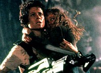 sigourney weaver interview aliens ghsotbusters