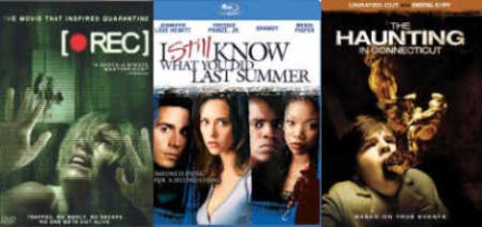 This Week's Discs: '[REC],' 'I Still Know What You Did Last Summer,' 'The Haunting in Connecticut'