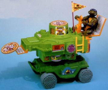 Most Implausible Combat Vehicles