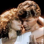 Johnny and Baby in Dirty Dancing