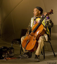 Scene from The Soloist