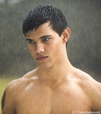 Taylor Lautner in The Twilight Saga: New Moon